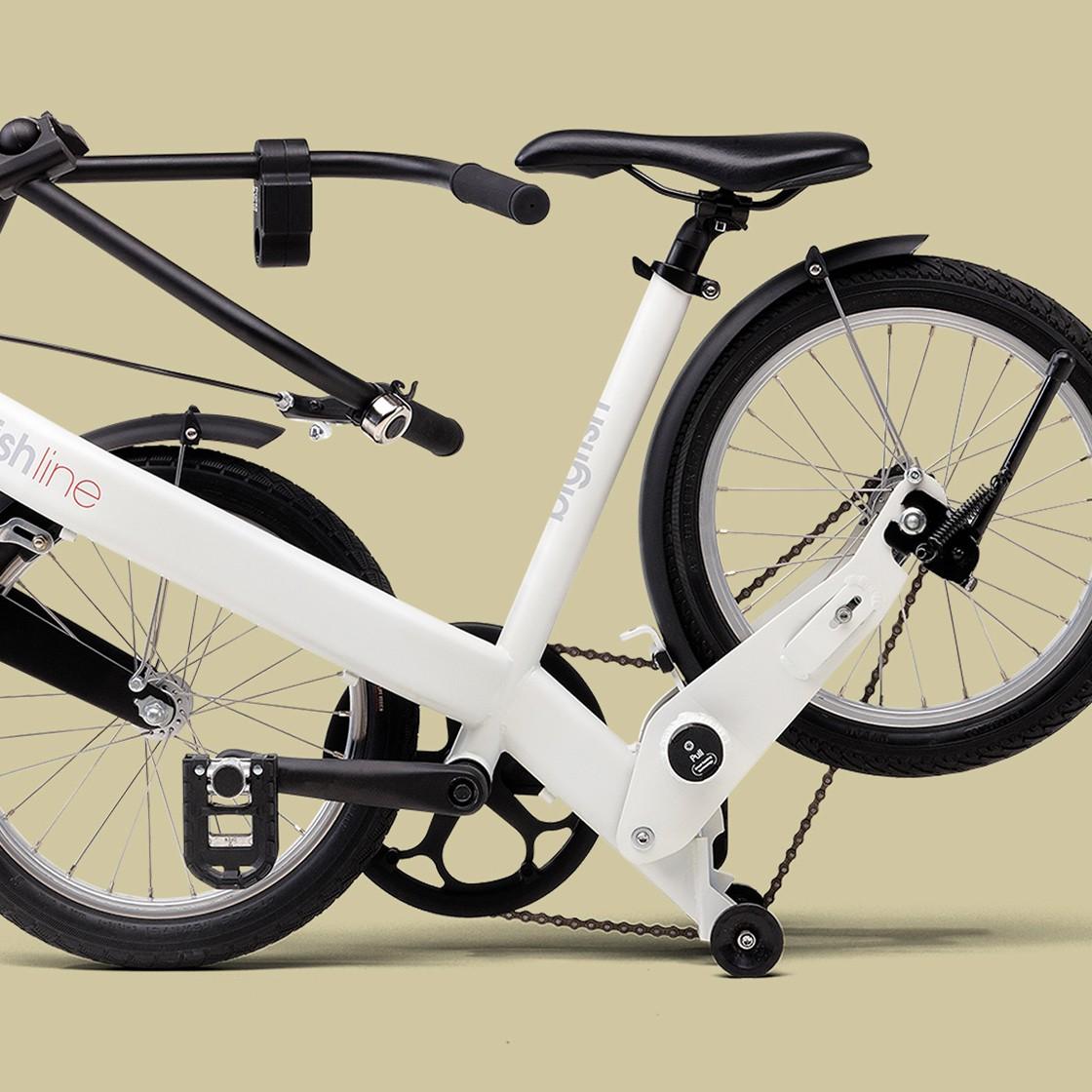 Bigfish Folding Bike Gigodesign